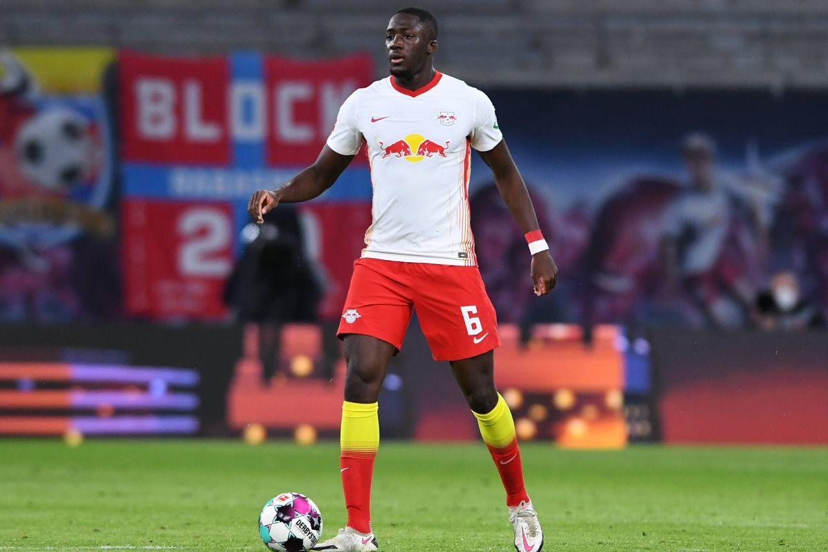 Liverpool transfer news: Ibrahima Konate plays down Reds speculation
