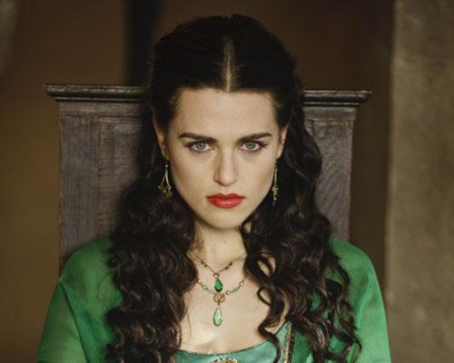 Merlin's Katie McGrath: 'Bad girls have more fun!'