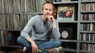 A portrait of Steven Mackintosh