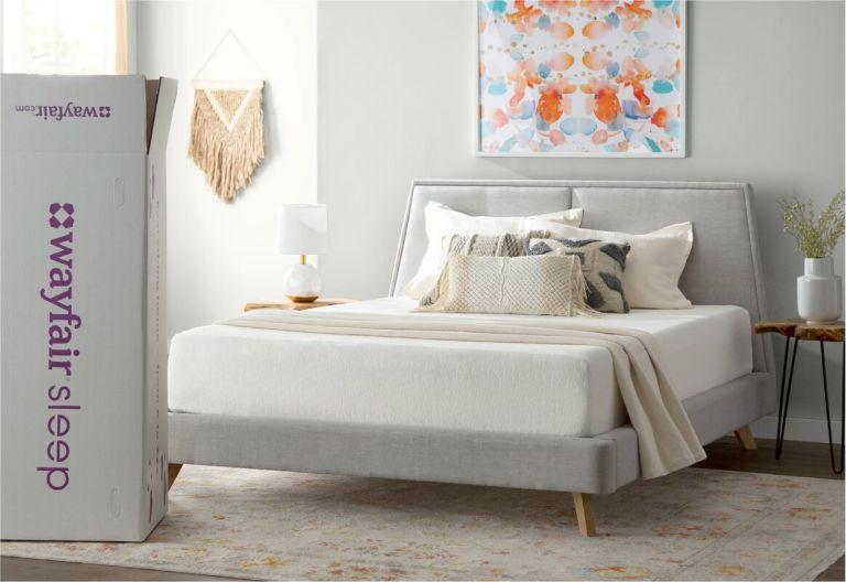 """Wayfair mattress sale Wayfair Sleep 8"""" Medium Memory Foam Mattress"""