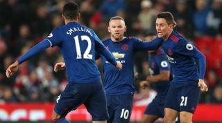 Wayne Rooney, Stoke