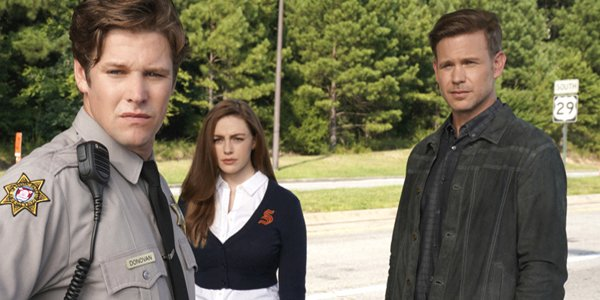 Legacies Season 1 Sheriff Matt Donovan Hope Mikaelson Alaric Saltzman The CW