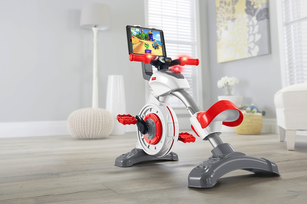 Fisher Price Has Created A Turbo Trainer For Your Three Year Old