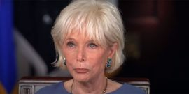 Lesley Stahl Reportedly Received Death Threat After President Trump 60 Minutes Interview