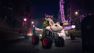 Saints Row: The Third challenges