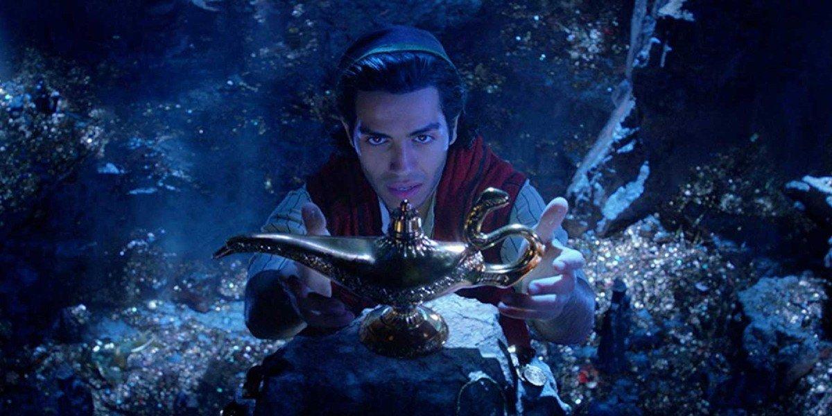 Mena Massound - Aladdin (2019)