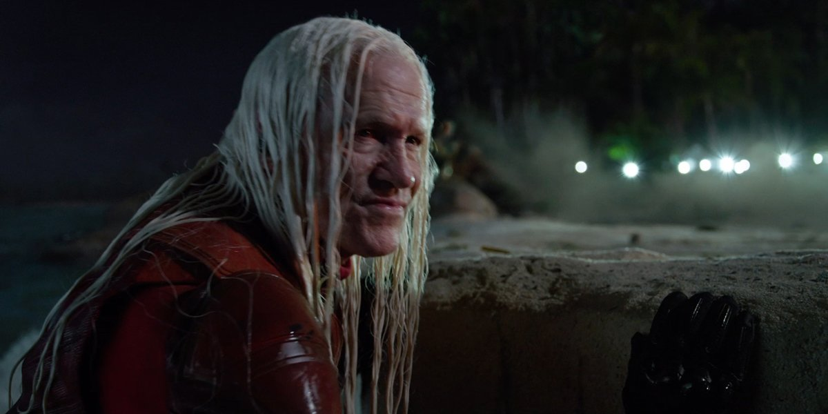 Savant (Michael Rooker) in The Suicide Squad