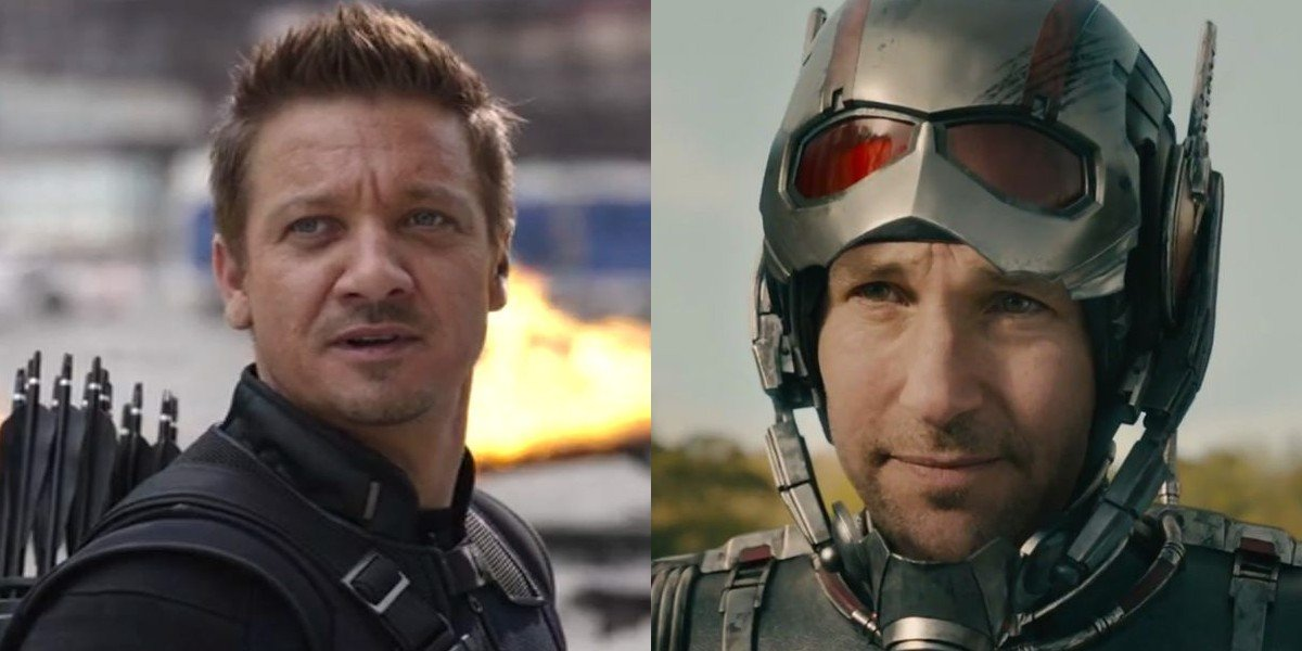 Jeremy Renner Turned 50 And Paul Rudd Helped Him Celebrate In An A+ Way