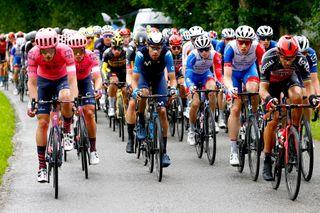 Tour de France 2021 108th Edition 3rd stage Lorient Pontivy 1829 km 28062021 Jorge Arcas ESP Movistar Team photo Luca BettiniBettiniPhoto2021