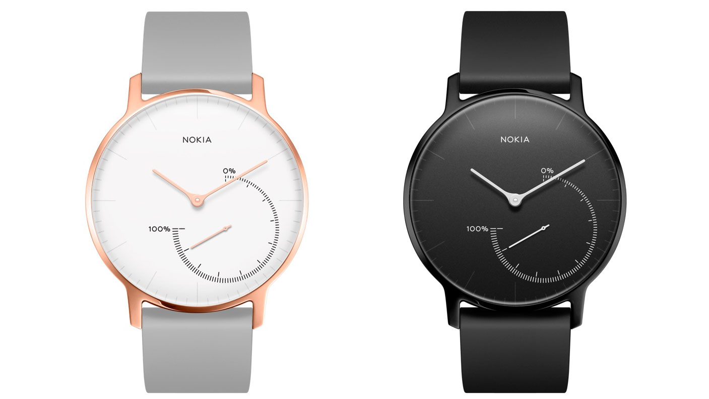 The Nokia Steel hybrid is an achingly simple hybrid that's perfect for those who want just a few smart features.