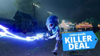 Destroy All Humans PS4 Xbox One