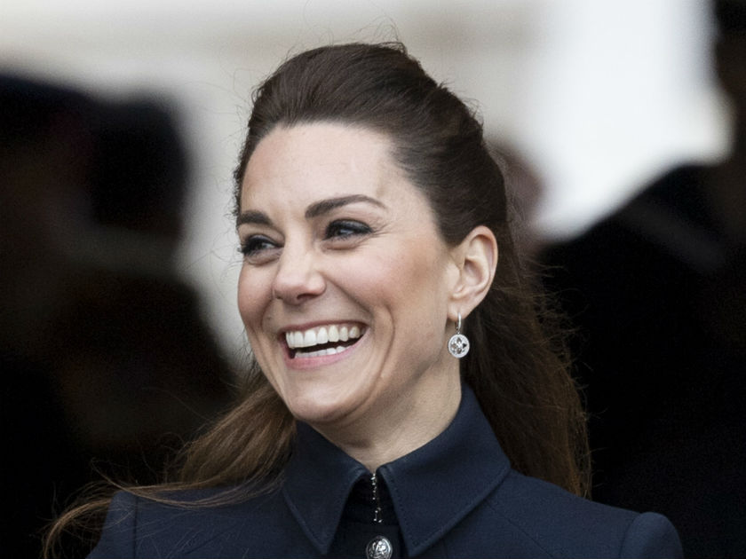 Duchess of Cambridge reveals surprising daily treat during charity visit