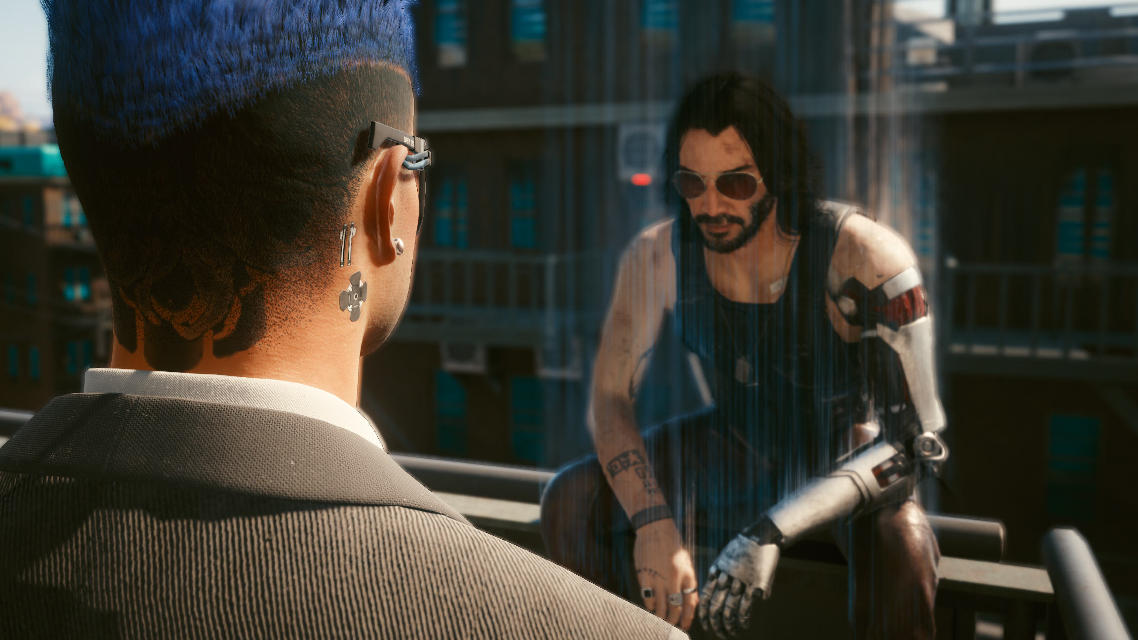 If you were waiting for Cyberpunk 2077 to be fixed before playing it… keep waiting