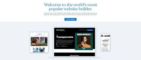 WordPress.com Review