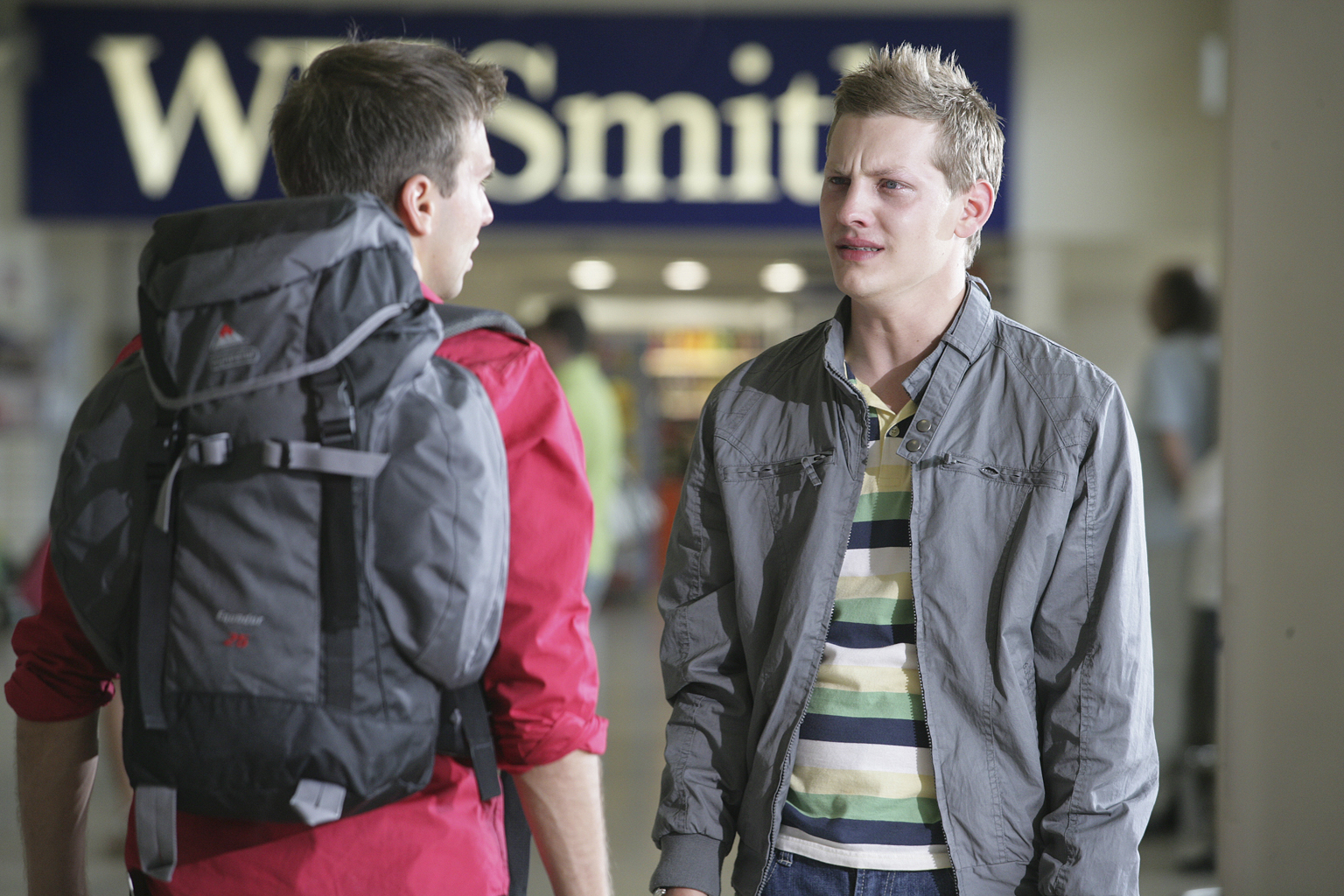 Will Craig and John-Paul make it to Dublin?