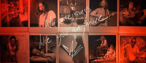 Chris Cornell: No One Sings Like You Anymore