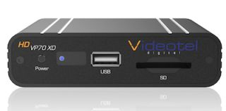 Videotel Releases New VP70 XD Digital Signage Media Player