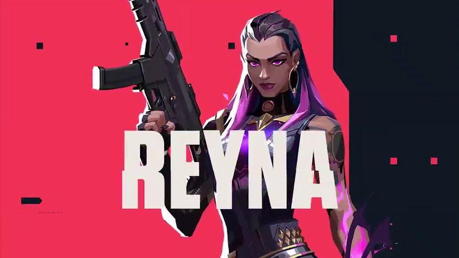 New Valorant agent Reyna revealed