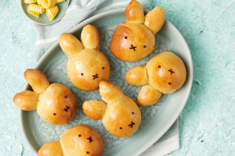 Aldi bunny bread rolls recipe
