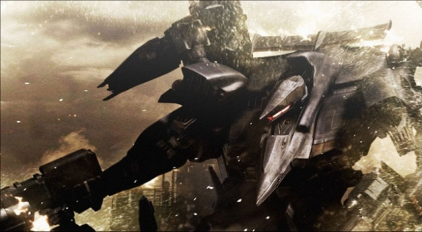 Armored Core: The Answer