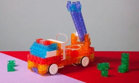 Sony Koov: Powerful (But Pricey) Robot Kit for Kids | Tom's