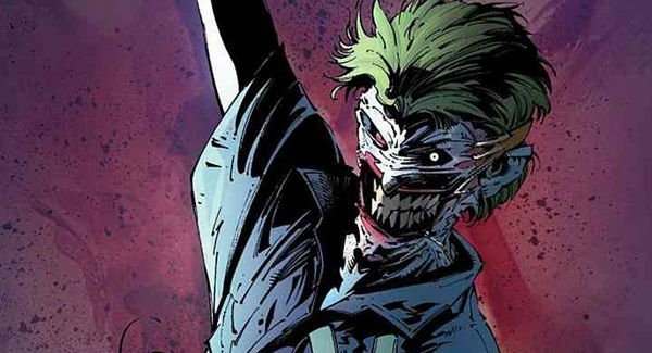the joker new 52
