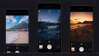 Photo apps on iPhones