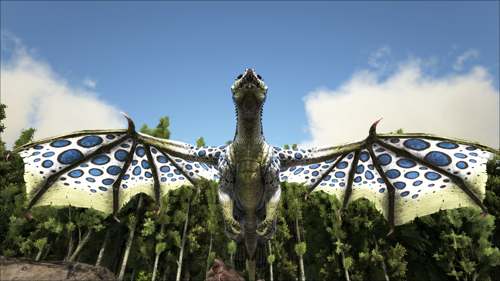 Tame, breed, and ride dragons with this mod for Ark: Survival Evolved