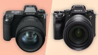 Fujifilm GFX100S / Sony A1