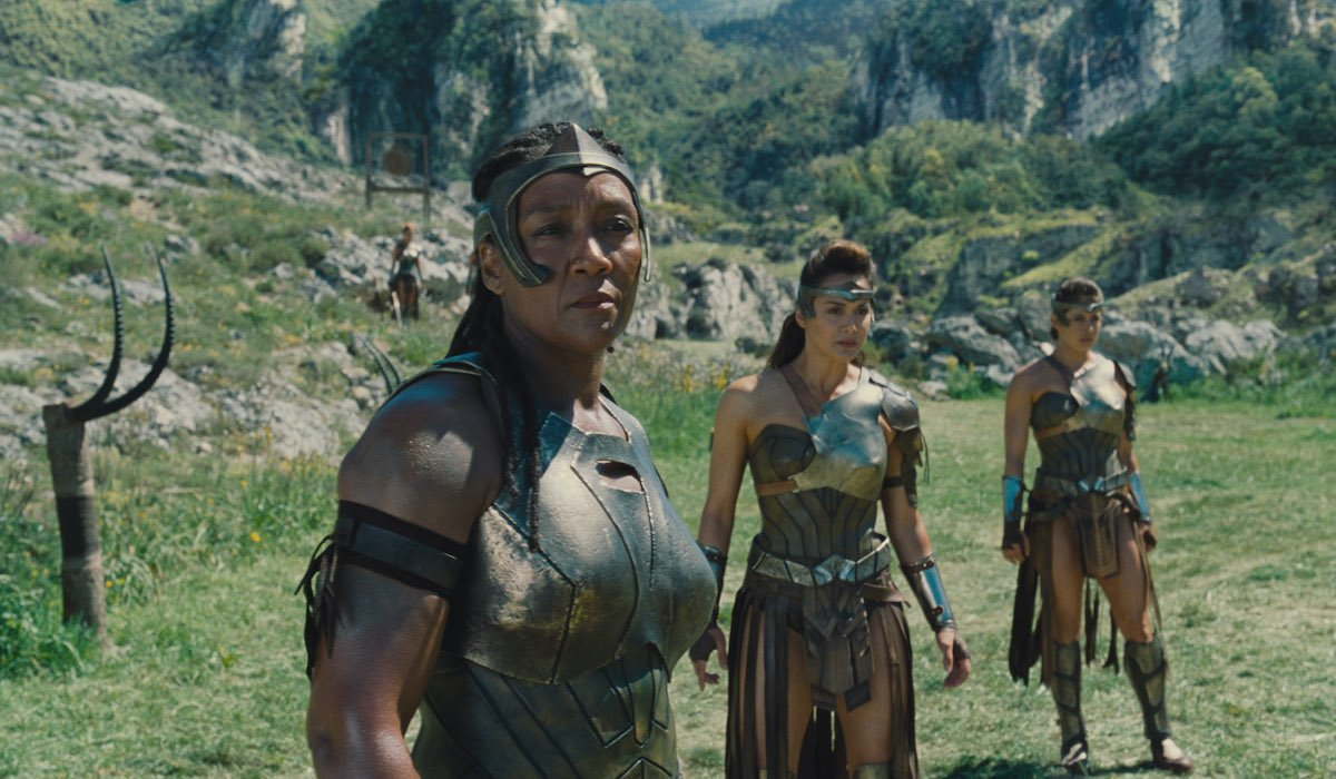 Ann Ogbomo as Philippus in Wonder Woman