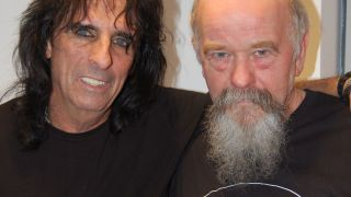 Alice Cooper with Tom Russell