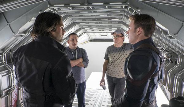 Russos Captain America