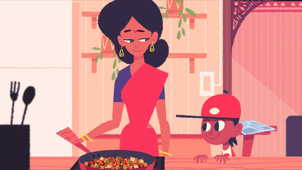 Venba is an upcoming cooking game about an Indian mother restoring her lost recipes