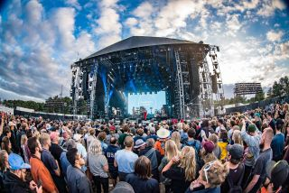 Roskilde Festival Partners with Meyer Sound