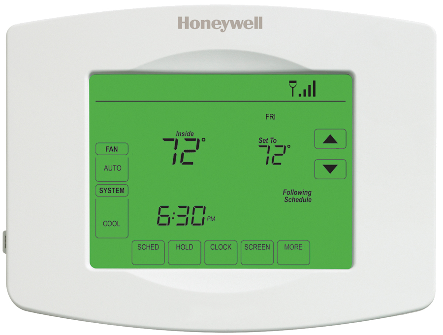 Honeywell RTH8580WF Wi-Fi Thermostat | Tom's Guide on
