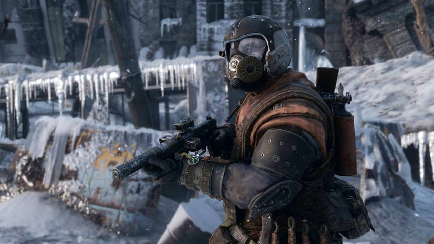Metro Exodus expansions will tell the tales of a lost colonel and an American survivor | PC Gamer