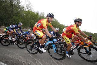 Road World Championships Imola 2020 - Men Elite Road Race - Imola - Imola 258,2 km - 27/09/2020 - Alejandro Valverde (ESP - Movistar Team) - photo Luca Bettini/BettiniPhoto©2020