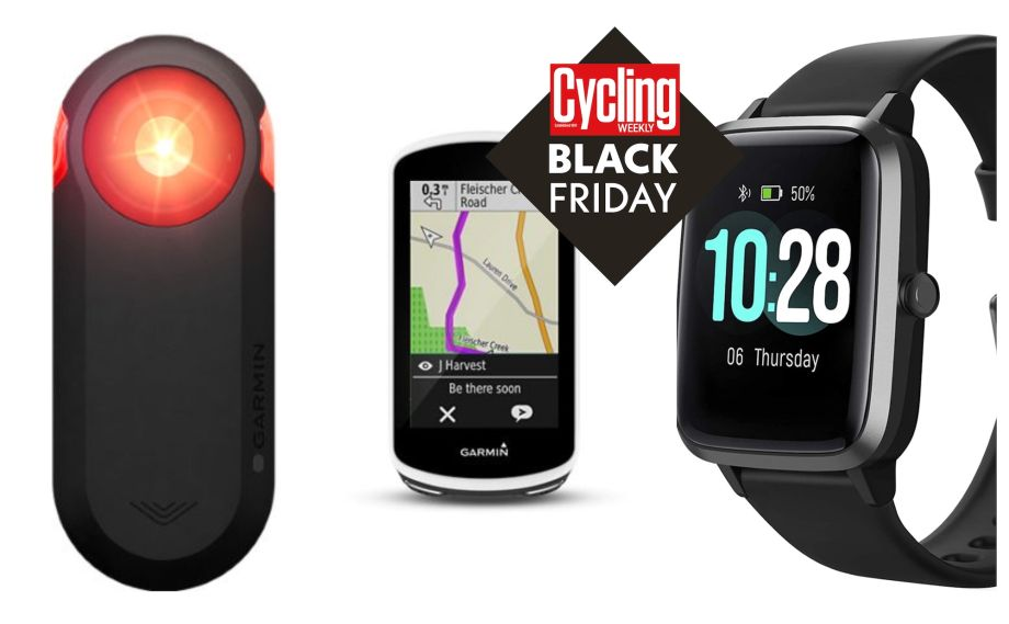Black Friday Tech Deals From Around The Web 40 Off Garmin And More Cycling Weekly