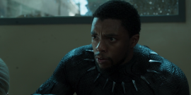 Black Panther's Costume Designer Recalls Exactly How Incredible It Was To See Chadwick Boseman Step Into The Suit