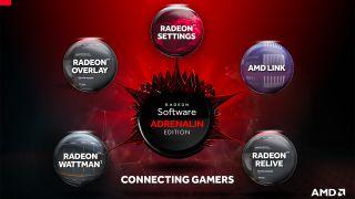 AMD's Adrenalin Radeon Software brings graphics card control