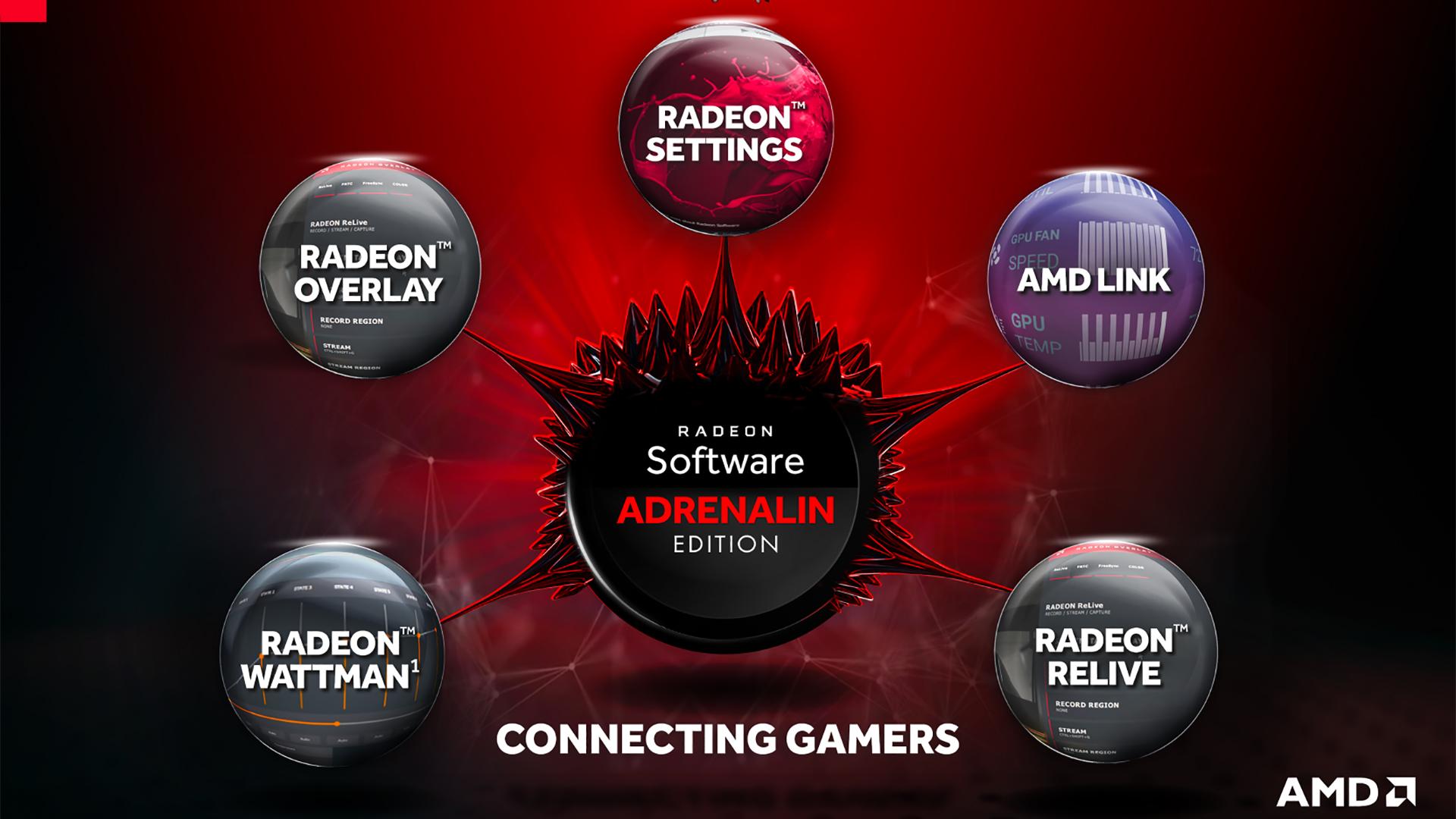 Amd S Adrenalin Radeon Software Brings Graphics Card Control To Your Smartphone Techradar