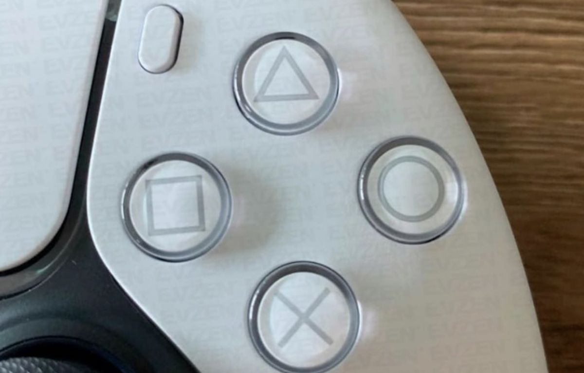New PS5 DualSense controller photos reveal our best look yet - Tom's Guide