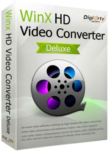 WinX HD Video Converter Deluxe Review - Pros, Cons and