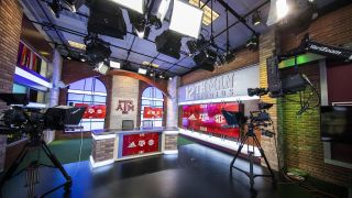 Texas A&M Athletics' 12th Man Productions recently moved into a new facility with an IP audio network that runs on Dante and Dante Domain Manager.