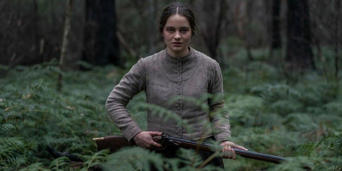Aisling Franciosi in Jennifer Kent's The Nightingale