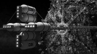 Astreroid mining, outer space treaty