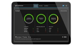 Sennheiser has announced a major update to its Sennheiser Control Cockpit, a software tool designed to streamline daily work routines in controlling and monitoring large microphone setups.
