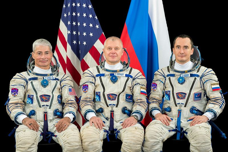 NASA astronaut Mark Vande Hei could spend a year in space