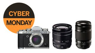 Cyber Monday madness: Fujifilm X-T3 twin lens kit just £1,469