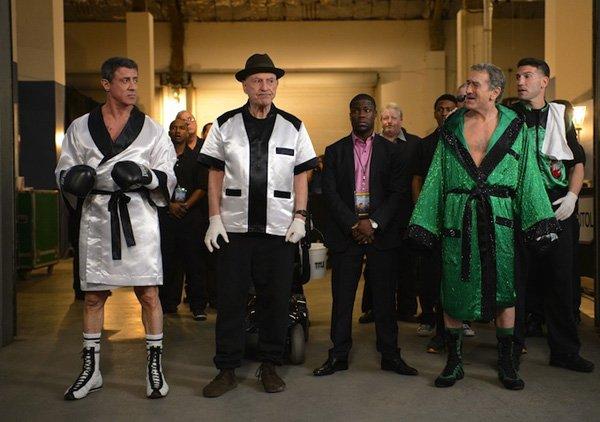Grudge Match De Niro Stallone Boxing